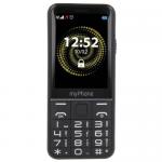 Telefon mobil MyPhone Halo Q, Dual Sim, 2G, Black