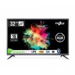 Televizor LED Gazer Smart Android TV32-FS2G Seria FS2G, 32inch, Full HD, Black-Grey