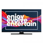 Televizor LED Horizon Smart 55HL8530U/B Seria HL8530U/B, 55inch, Ultra HD, Black