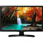 Televizor LED LG 24TK410V-PZ Seria TK410V, 24inch, HD Ready, Black
