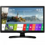 Televizor LED LG Smart 24MT49S Seria MT49S, 24inch, HD Ready, Black