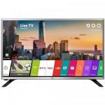 Televizor LED LG Smart 32LJ590U Seria LJ590U, 32inch, HD Ready, Grey