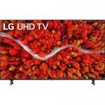 Televizor LED LG Smart 43UP80003LR, Seria UP80003LR, 43inch, Ultra HD 4K, Black