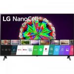 Televizor LED LG Smart 49NANO803NA, Seria NANO803NA, 49inch, Ultra HD, Black