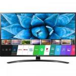 Televizor LED LG Smart 49UN74003LB, Seria UN7400, 49inch, Ultra HD 4K, Black