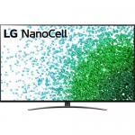 Televizor LED LG Smart 50NANO813PA Seria NANO813PA, 50inch, Ultra HD 4K, Silver