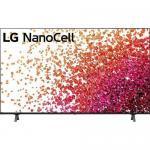 Televizor LED LG Smart 55NANO753PR Seria NANO753PR, 55inch, Ultra HD 4K, Black