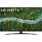 Televizor LED LG Smart 55UP78003LB Seria UP78003LB, 55inch, Ultra HD 4K, Grey