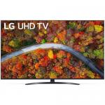 Televizor LED LG Smart 55UP81003LR, Seria UP81003LR, 55inch, Ultra HD 4K, Black
