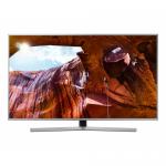 Televizor LED Samsung Smart UE55RU7452 Seria RU7452, 55inch, Ultra HD 4K, Silver