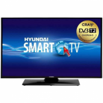 Televizor LED Smart Hyundai HLN32TS343SMART Seria TS343SMART, 32inch, HD Ready, Black