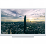 Televizor LED Tochiba 32W1764DG Seria W1764DG, 32inch, HD Ready, White