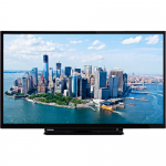 Televizor LED Toshiba 24W1753DG Seria W1753DG, 24inch, HD Ready, Black