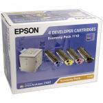 Toner Epson S051110 Multipack Cyan, Magenta, Yellow, Black C13S051110