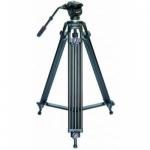 Trepied Professional Braun PVT185, Black