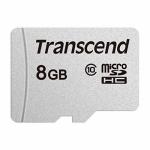 Memory Card microSDHC Transcend 300S 16GB, Class 10