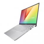 Ultrabook Asus VivoBook 14 X412FJ-EB021, Intel Core i5-8265U, 14 inch, RAM 4GB, SSD 256GB, nVidia GeForce MX230 2GB, Endless OS, Slate Gray