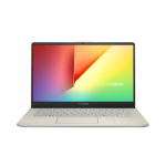 Ultrabook ASUS VivoBook S14 S430FA-EB007T, Intel Core i5-8265U, 14inch, RAM 8GB, SSD 256GB, Intel UHD Graphics 620, Windows 10, Icicle Gold