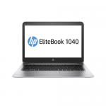 Ultrabook HP EliteBook 1040 G3, Intel Core i7-6500U, 14inch Touch, RAM 8GB, SSD 512GB, Intel HD Graphics 520, Windows 10 Pro, Silver