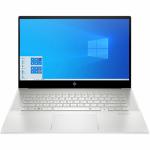 Ultrabook HP ENVY 15-ep0013nq, Intel Core i7-10750H, 15.6inch, RAM 16GB, SSD 1TB, nVidia GeForce GTX 1660 Ti Max-Q 6GB, Windows 10 Pro, Natural Silver