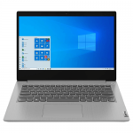 Ultrabook Lenovo IdeaPad 3 14IIL05, Intel Core i3-1005G1, 14inch, RAM 8GB, SSD 512GB, Intel UHD Graphics, Windows 10, Platinum Grey