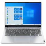 Ultrabook Lenovo Yoga Slim 7 Pro 14ACH5, AMD Ryzen 7 5800H, 14inch, RAM 16GB, SSD 1TB, AMD Radeon Graphics, Windows 10, Light Silver