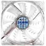 Ventilator ZM-F1LED(SF), 80mm, Blue LED, White
