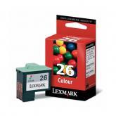 Cartus Cerneala Lexmark Nr 26 Tri-Color - 10N0026E