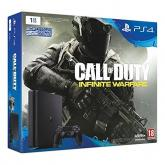Consola Sony PlayStation 4 Slim 1TB Black + Call of Duty Infinite Warfare