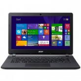 Laptop Acer Aspire ES1-311-C0EB, Intel Celeron Quad Core, 13.3inch, RAM 4GB, HDD 500, Intel HD Graphics, Windows 8.1
