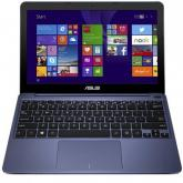 Laptop Asus EeeBook X205TA-FD0037BS, Intel Atom Quad Core Z3735F, 11.6inch, RAM 2GB, Flash 64GB, Intel HD Graphics, Windows 8.1 Bing