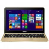 Laptop Asus EeeBook X205TA-FD0039BS, Intel Atom Quad Core Z3735F, 11.6inch, RAM 2GB, Flash 64GB, Intel HD Graphics, Windows 8.1