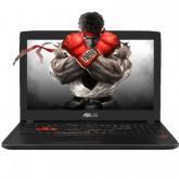 Laptop Asus FX502VM-DM105T, Intel Core i7-6700HQ, 15.6inch, RAM 8GB, HDD 1TB, nVidia GeForce GTX 1060 3GB, Windows 10, Black