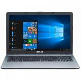 Laptop ASUS VivoBook X541UA-DM1955T, Intel Core i5-7200U, 15.6inch, RAM 4GB, HDD 1TB, Intel HD Graphics 620, Windows 10, Silver