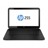 Laptop HP 255 G2, AMD Dual-Core E1-2100 APU, 15.6inch(1366x768), RAM 4GB, HDD 750GB, AMD Radeon HD Graphics 8210, FreeDOS
