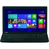 Laptop Toshiba Satellite C50-B-158, Intel Celeron Dual Core N2840, 15.6inch, RAM 2GB, HDD 500GB, Intel HD Graphics, Windows 8.1
