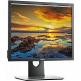 Monitor LED DELL P1917S, 19inch, 1280x1024, 6ms GTG, Black-Silver