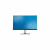 Monitor LED DELL U2715H, 27inch, 2560x1440, 6ms GTG, Black-Silver
