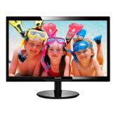 Monitor LED Philips 246V5LSB, 24inch, 1920x1080, 5ms, Black