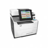 Multifunctional HP PageWide Enterprise Color MFP 586z