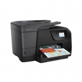 Multifunctional Inkjet Color HP OfficeJet Pro 8715 All-in-One