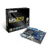 Placa de baza Asus M5A78L-M LX3, AMD 760G (780L)/SB710, socket AM3+, mATX