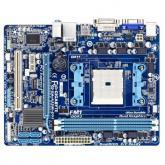 Placa de baza Gigabyte A55M-DS2, AMD A55, socket FM1, mATX