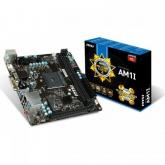 Placa de baza MSI AM1I, AMD AM1, socket AM1, mITX