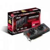 Placa video Asus AMD Radeon RX 570 Expedition O4G 4GB, DDR5, 256bit