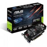 Placa Video Asus nVidia GeForce GTX 750 Ti OC 2GB, GDDR5, 128bit