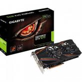 Placa video Gigabyte nVidia GeForce GTX 1070 Windforce OC 8GB, DDR5, 256bit