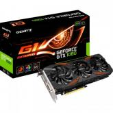 Placa video Gigabyte nVidia GeForce GTX 1080 G1 GAMING 8GB, DDR5X, 256bit