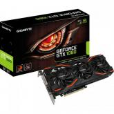 Placa video Gigabyte nVidia GeForce GTX 1080 Windforce OC 8GB, DDR5X, 256bit
