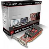 Placa video profesionala Sapphire AMD FirePro V3900 1GB, GDDR3, 128bit